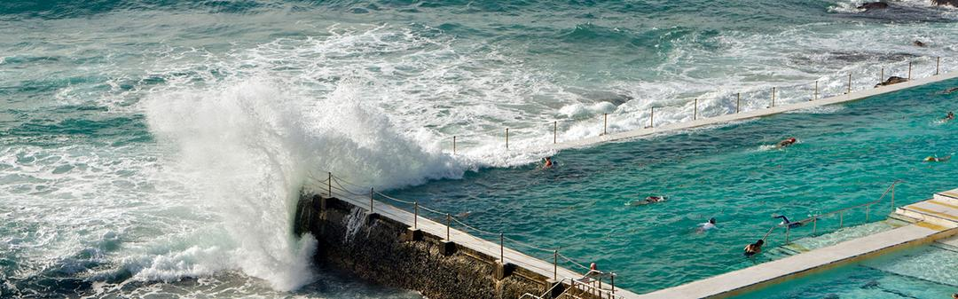 As piscinas mais legais do mundo!