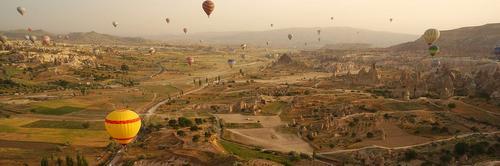 Os Melhores Passeios de Balão do Mundo!