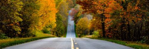 Melhores estradas para viajar de carro.